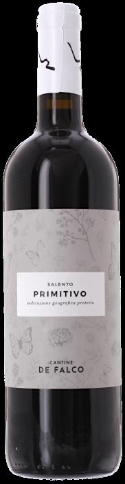 2018 PRIMITIVO Salento Cantine de Falco, Lea & Sandeman