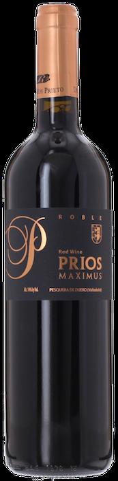2018 PRIOS MAXIMUS Roble Bodegas de Los Rios Prieto, Lea & Sandeman