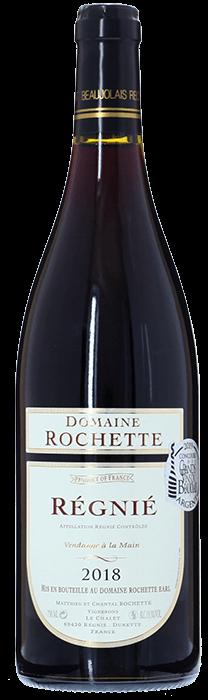 2018 RÉGNIÉ Domaine Rochette, Lea & Sandeman