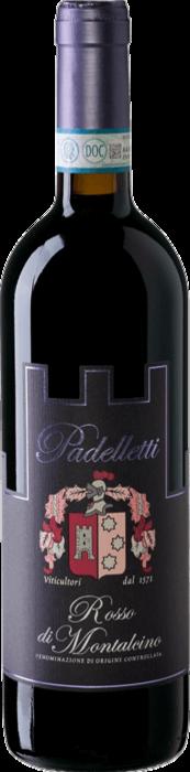 2018 ROSSO DI MONTALCINO Padelletti, Lea & Sandeman