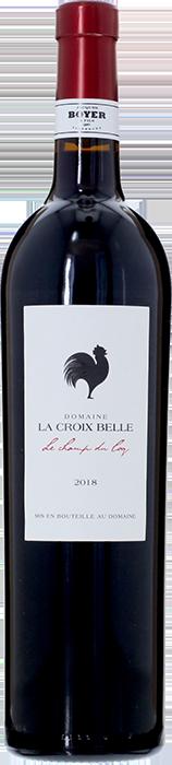 2018 SYRAH-GRENACHE Champs du Coq Domaine La Croix Belle, Lea & Sandeman
