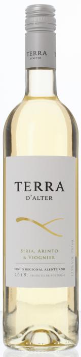 2018 TERRA D'ALTER BRANCO Terras d'Alter, Lea & Sandeman