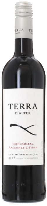 2018 TERRA D'ALTER TINTO Terras d'Alter, Lea & Sandeman