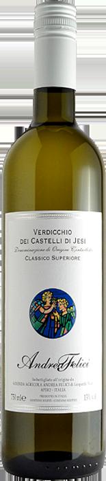 2018 VERDICCHIO CLASSICO SUPERIORE Classico Superiore dei Castelli di Jesi Andrea Felici, Lea & Sandeman