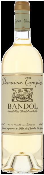 2019 BANDOL Blanc Domaine Tempier, Lea & Sandeman