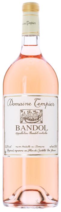 2019 BANDOL Rosé Domaine Tempier, Lea & Sandeman