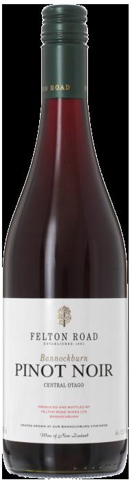 2019 FELTON ROAD Pinot Noir Bannockburn, Lea & Sandeman