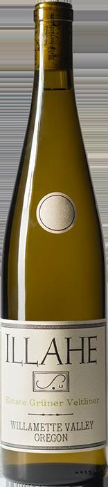 2019 GRÜNER VELTLINER ESTATE Willamette Valley Illahe Vineyards, Lea & Sandeman