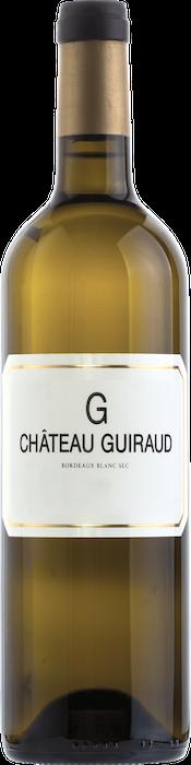 2019 LE G DE GUIRAUD Bordeaux Blanc Château Guiraud, Lea & Sandeman