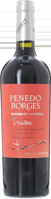 2019 MALBEC PENEDO BORGES Expresíon Bodegas Otaviano, Lea & Sandeman