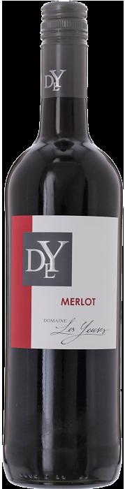 2019 MERLOT Domaine les Yeuses, Lea & Sandeman