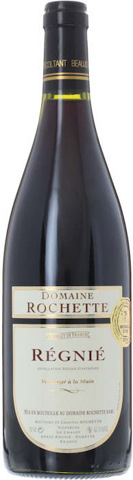 2019 RÉGNIÉ Domaine Rochette, Lea & Sandeman