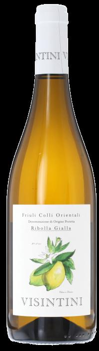 2019 RIBOLLA GIALLA Friuli Colli Orientali Azienda Agricola Visintini, Lea & Sandeman