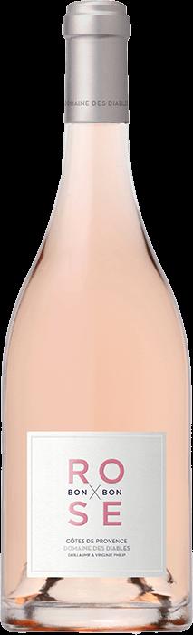 2019 ROSÉ BONBON Côtes de Provence Sainte Victoire Domaine des Diables, Lea & Sandeman