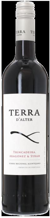 2019 TERRA D'ALTER TINTO Terras d'Alter, Lea & Sandeman