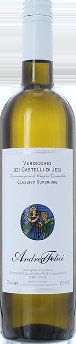2019 VERDICCHIO CLASSICO SUPERIORE Classico Superiore dei Castelli di Jesi Andrea Felici, Lea & Sandeman