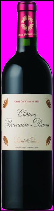2012-CHÂTEAU-BRANAIRE-DUCRU-4ème-Cru-Classé-Saint-Julien