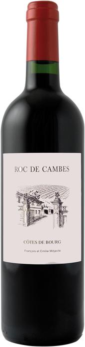2019 CHÂTEAU ROC DE CAMBES Côtes de Bourg, Lea & Sandeman