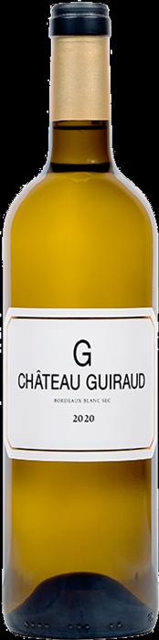 2020 LE G DE GUIRAUD Bordeaux Blanc Château Guiraud, Lea & Sandeman