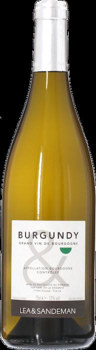 2020 LEA & SANDEMAN White Burgundy Bourgogne Blanc, Lea & Sandeman