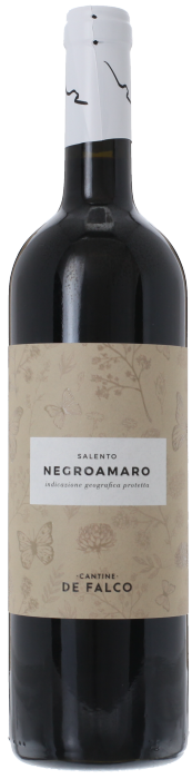 2020 NEGROAMARO Salento Cantine de Falco, Lea & Sandeman