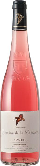 2020 TAVEL Rosé La Dame Rousse Domaine de la Mordorée, Lea & Sandeman