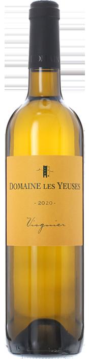 2020 VIOGNIER Domaine les Yeuses, Lea & Sandeman