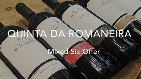 QUINTA DA ROMANEIRA - MIXED 6 LIMITED OFFER