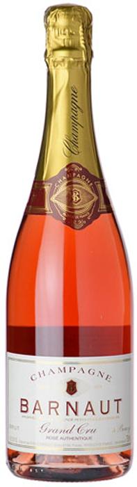 BARNAUT Authentique Rosé Brut Grand Cru Bouzy, Lea & Sandeman