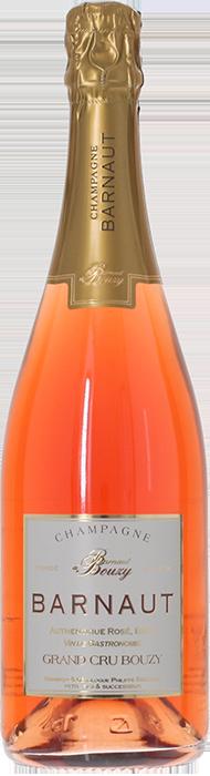BARNAUT Authentique Rosé Brut Grand Cru Bouzy NV, Lea & Sandeman