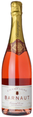 BARNAUT Authentique Rosé Brut Grand Cru Bouzy NV