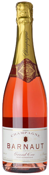 BARNAUT Authentique Rosé Brut Grand Cru Bouzy, Lea & Sandeman