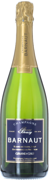 BARNAUT 'Blanc de Noirs' Brut Grand Cru Bouzy Champagne, Lea & Sandeman