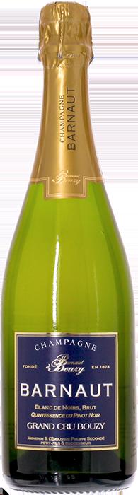 BARNAUT 'Blanc de Noirs' Brut Grand Cru Bouzy Champagne NV, Lea & Sandeman