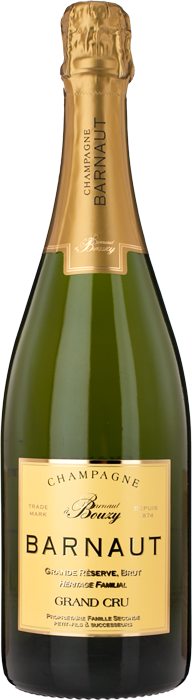 BARNAUT Grande Réserve Brut Grand Cru Bouzy Champagne Barnaut, Lea & Sandeman