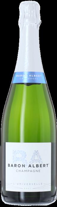 BARON ALBERT L'Universelle Brut Champagne Baron Albert, Lea & Sandeman