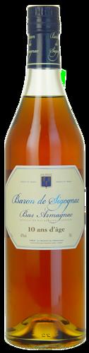 BAS-ARMAGNAC-10-Ans-d'Âge-Baron-de-Sigognac-Domaine-de-Coulom
