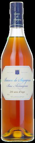 BAS-ARMAGNAC-20-Ans-d'Âge-Baron-de-Sigognac-Baron-de-Sigognac
