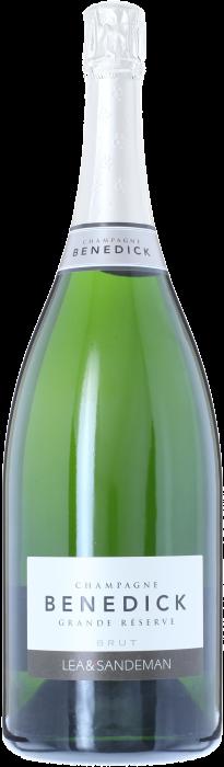 BENEDICK Grand Reserve Brut Champagne Benedick, Lea & Sandeman