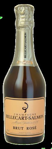 BILLECART-SALMON-Rosé-Brut