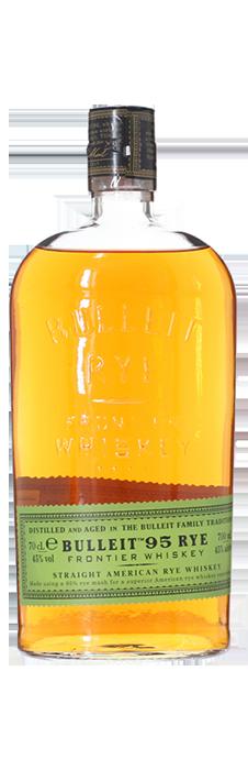 BULLEIT Rye Whiskey, Lea & Sandeman