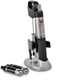 CORAVIN MODEL 2 PLUS Wine Access System Includes Carry Case, Base, Sleeve, Needle & 2 Gas Capsules, Lea & Sandeman