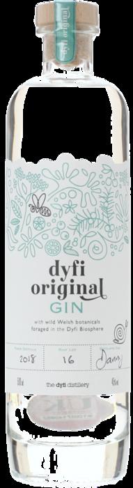 DYFI ORIGINAL GIN Dyfi Distillery, Lea & Sandeman