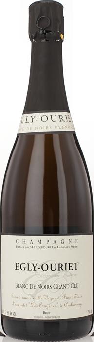 EGLY-OURIET Blanc de Noirs Vieilles Vignes Brut Grand Cru Ambonnay, Lea & Sandeman
