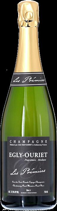 EGLY-OURIET Les Prémices Brut Champagne NV, Lea & Sandeman