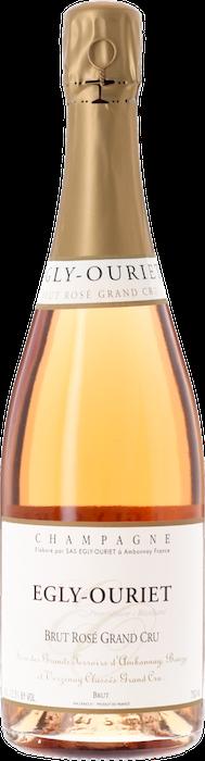 EGLY-OURIET Rosé Brut Grand Cru Ambonnay, Lea & Sandeman