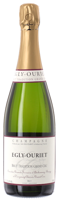 EGLY-OURIET Tradition Brut Grand Cru Ambonnay, Lea & Sandeman