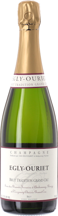EGLY-OURIET Tradition Brut Grand Cru Ambonnay Champagne Egly-Ouriet, Lea & Sandeman