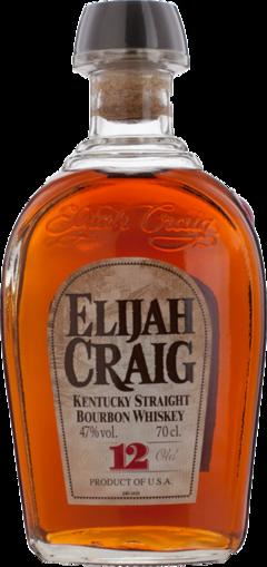 ELIJAH CRAIG  12yo Small Batch Bourbon, Lea & Sandeman