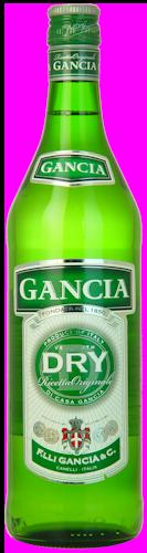 GANCIA-DRY